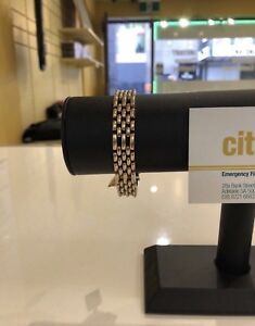 Solid 9ct Gold Bracelet Adelaide CBD Adelaide City Preview