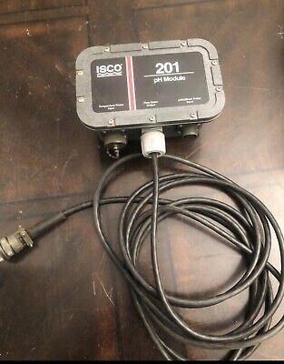 Isco 603214104 Model 201 Phtemperature Module