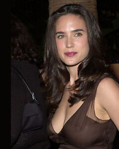 JENNIFER CONNELLY 8X10 PHOTO PICTURE HOT SEXY CANDID 35