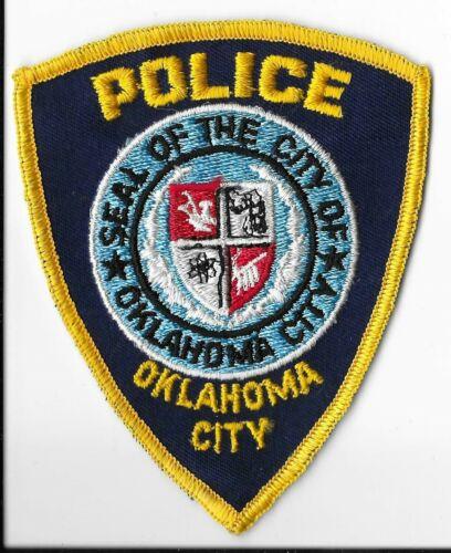 Oklahoma City Police Department, Oklahoma Shoulder Patch