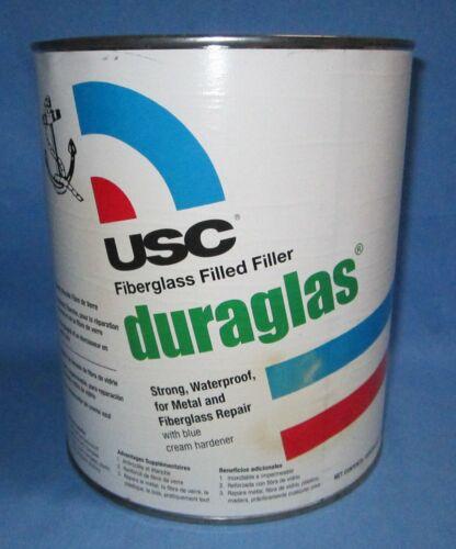 USC Duraglas Fiberglass Filled Filler ~ a One Gallon Can