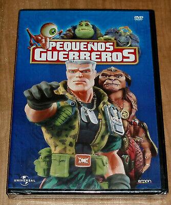 PEQUEÑOS GUERREROS DVD NUEVO PRECINTADO ACCION AVENTURAS COMEDIA (SIN ABRIR) R2