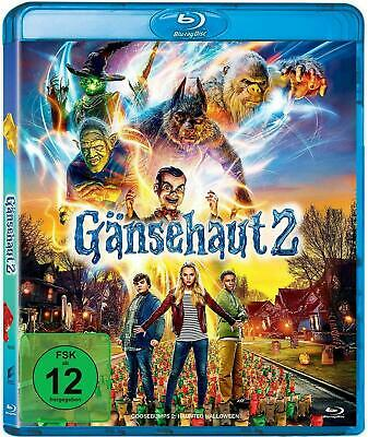 Gänsehaut 2 / FSK 12/ Blu-ray / NEU