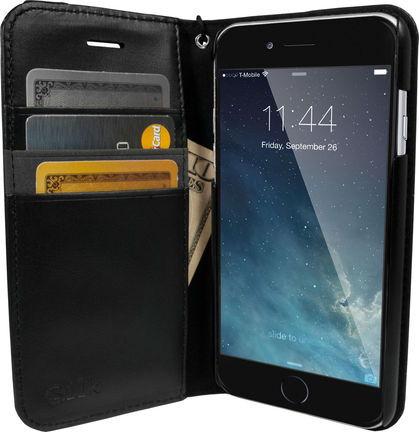 Smartish iPhone 8/7 & 8+/7+ Wallet Case: Folio Wallet