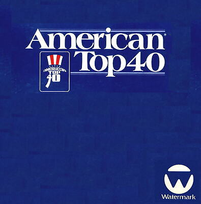 American Top 40 5-1-82 Joan Jett Tommy Tutone Willie Nelson Stars On Mike Post