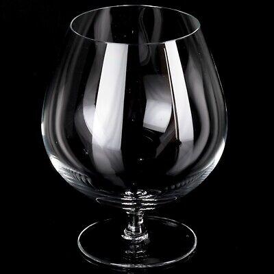 1 (von 3) XL Cognacglas Cognacschwenker Brandy Glas Trinkglas klassisch klar  Cognac Glas
