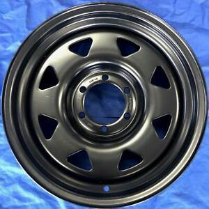 SET OF FOUR (4) PDW 17x8 6/139.7 et10 OUTBACK Frankston Frankston Area Preview