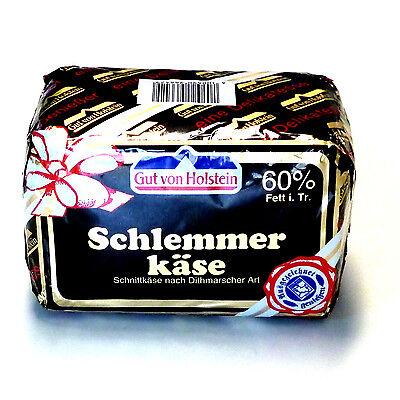 700g Schlemmerkäse Gut von Holstein Käse Cheese kräftiger Käse