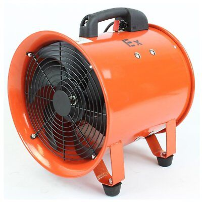 Bvv 12 Ignition Resistant Axial Fan