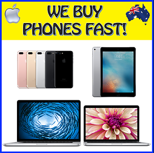 iPhone 7 | 7 Plus | iPads | Macs for FAST CASH Carindale Brisbane South East Preview