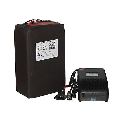 48v 20Ah LiFePO4 Rechargeable Battery for Electirc Bicycle Scooter 1000W Motor