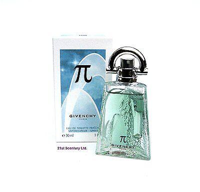 Givenchy Pi Eau De Toilette for men 30ml 1oz Spray in original sealed (Givenchy Pi Eau De Toilette Spray 30ml)