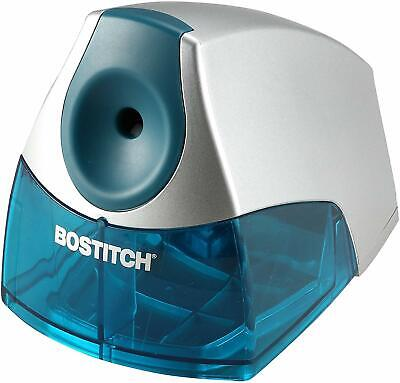 Bostitch Personal Electric Pencil Sharpener Blue Eps4-blue New