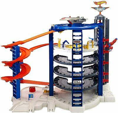 Mattel Hot Wheels Super Ultimate Garage Playset - FREE SHIP