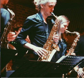 Music tutoring and saxophone lessons