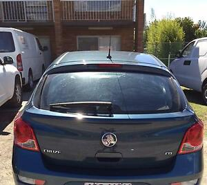2011 Holden Cruze Hatchback Underwood Logan Area Preview