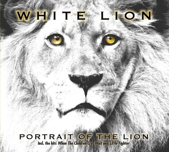 WHITE LION Portrait Of The Lion Digipak-CD ( 700013 )