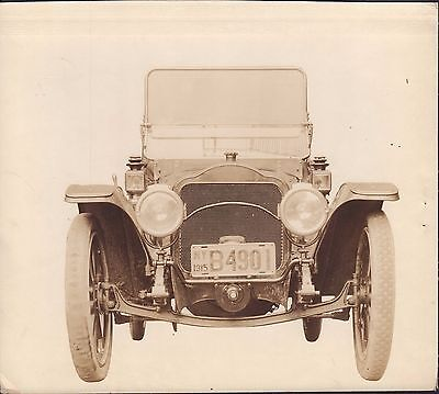 Convertible 1915 Car Original Photo North East Electric Co.  061616DBE