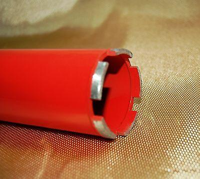 Bluerock Tools 2.5 Diamond Wet Coring Bit For Concrete Core Drill