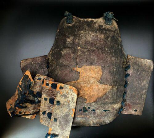 EDO antique dou japanese samurai armor yoroi ARMOR kabuto do 2
