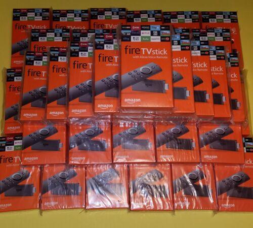 $74.99 - Amazon Fire TV Stick 2nd Gen. Kodi 17.6  & Alexa Voice Remote Firestick