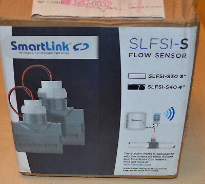 Weathermatic SLFSIS40 use/W Smart Link Flow Aircard 4
