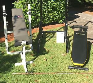 Workout Equipment! Muswellbrook Muswellbrook Area Preview