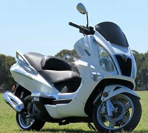 JETMAX 250 CVT AUTOMATIC & ONLY 1000 km's Monterey Rockdale Area Preview