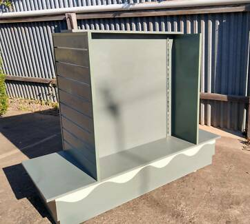 Retail Shop Display Shelves / Shop Fittings / Gondolas x2 Plympton West Torrens Area Preview