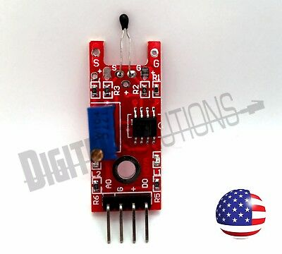 Digital Temperature Sensor Module For Arduino Avr Pic - Ky-028