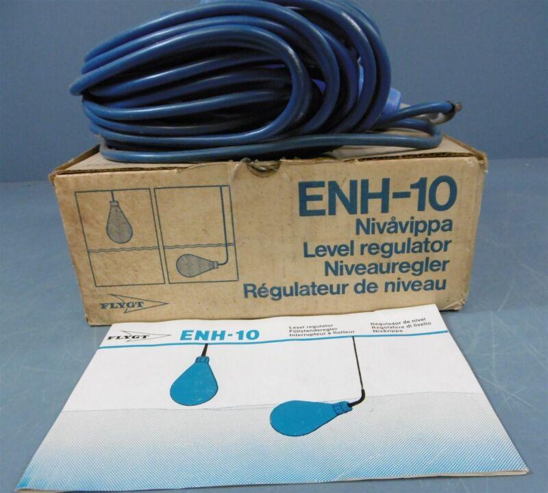 FLYGT ENH-10 Liquid Level Regulator 1.05-1.20