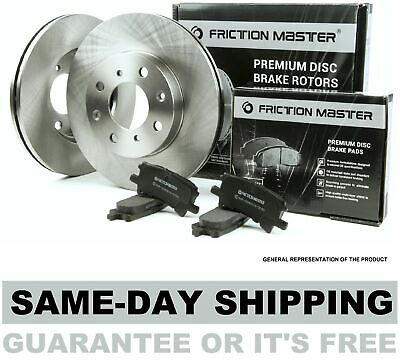 Rear Brake Rotors and Metallic Pad 2006-2008 LINCOLN MARK LT 6LUGBASEPAYLOAD