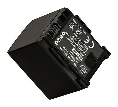 BM BP-820 Battery for Canon Vixia HFM301, HFM40, HFM41, HFM400, HFS30, XA10