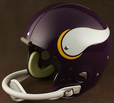 Used, MINNESOTA VIKINGS 1980-1982 NFL Authentic THROWBACK Football Helmet for sale  Shipping to Canada