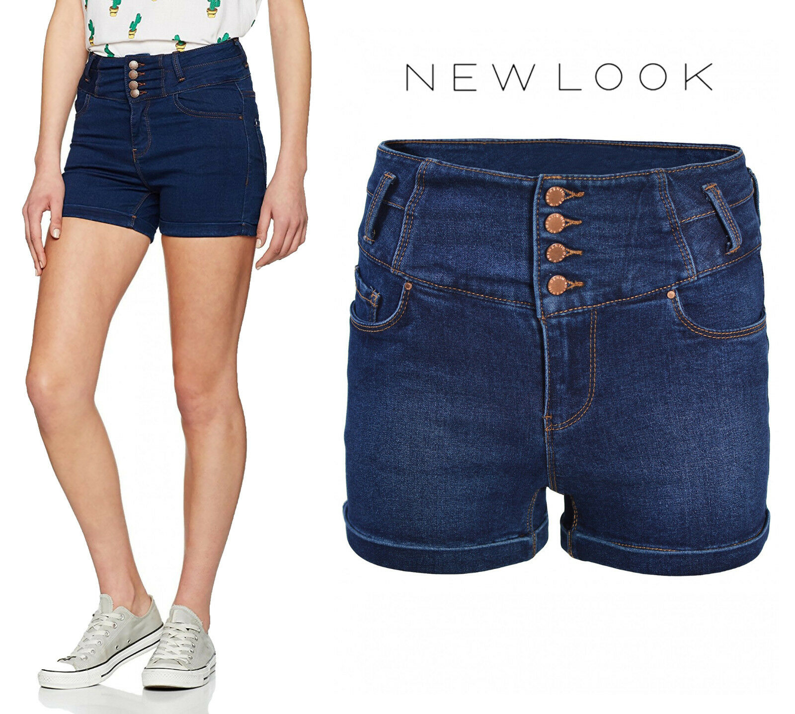 New Look Womens Shorts