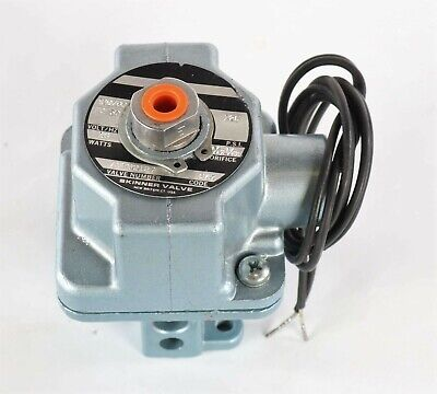 New A3lb2127 Parker Skinner Solenoid Three-way Direct Acting Valve