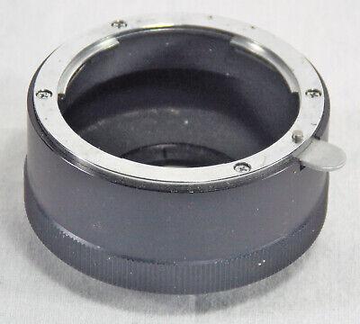 Nikon type bayonet lens Mount Adapter Ring to 25mm threaded mount