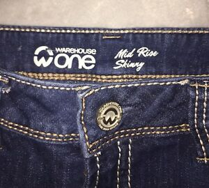 Warehouse one jeans and shorts