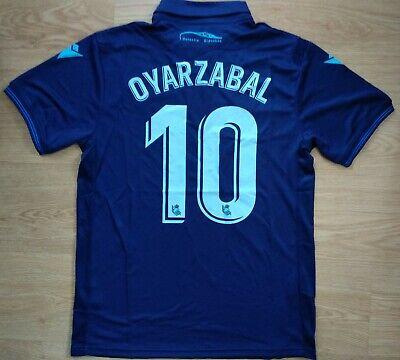Camiseta Oyarzabal Real Sociedad Reale Arena BNWT Shirt Trikot Maillot Maglia