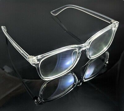 Transparent Blue Light Blocking Glasses/Anti BlueLight/Reflecter Computer (Glass Computers)