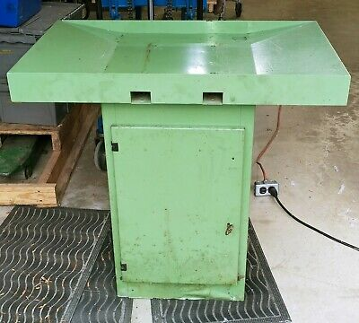 Emco Maximat Fb-2 Mill Drill Heavy Duty Stand L12t Wh