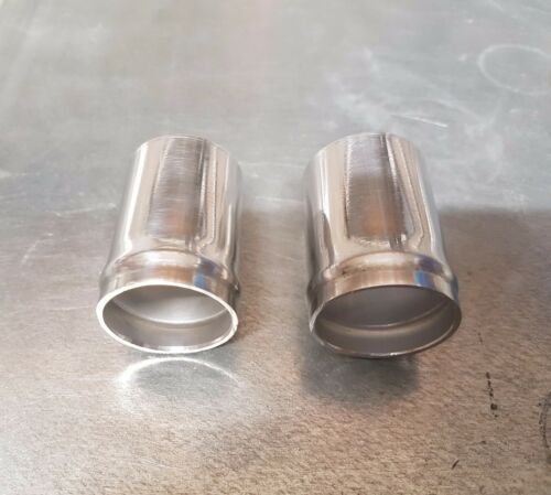 32 mm o.d Aluminium Radiator Hose Connectors /Connections
