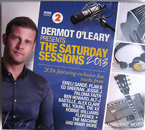 DERMOT-OLEARY-CD-x-2-The-Saturday-Sessions-2013-exclusive-Tracks-Ed-Sheeran