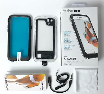 Tech21 Sealed waterproof case EVO Xplorer best protection for iPhone 6 and