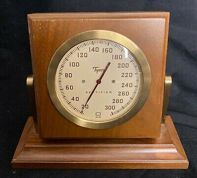 Antique Blood Pressure Monitor Tycos Sphygmomanometer Taylor Rochester Mcm Nice