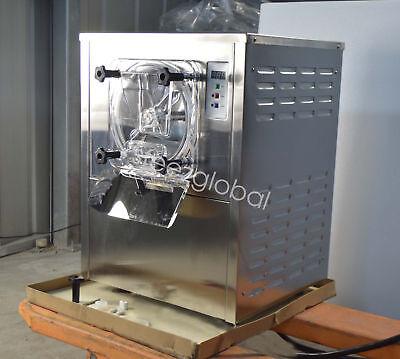 Used Commercial Frozen Hard Ice Cream Machine 1400w 10-20 Lh Ice Cream Maker