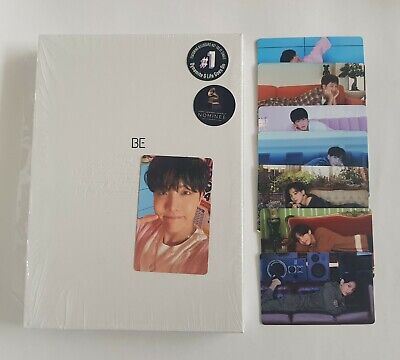 BTS - BE (ESSENTIAL EDITION) + J-Hope Photocard Free tracking number