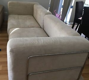 Beige color lounge for free Armadale Armadale Area Preview