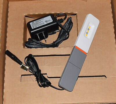 STEELCASE SOTO LED TASK LIGHT LAMP BEHIND FLAT PANEL MONITOR MOUNT WORK DESK Led Task Light