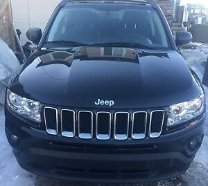 2012 Jeep Compass active